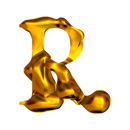 Blown Gold R