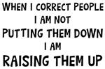 Correct People Sheldon Shirts