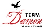 The Vampire Diaries Team Damon Shirts