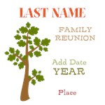 Personalized Family Reunion Shirts