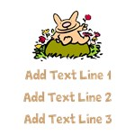 Personalized Bunny Rabbit Shirts