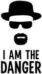 I Am the Danger Breaking Bad Shirts