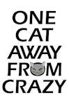 One Cat Away From Crazy