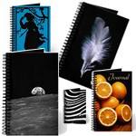Spiral Journals, Datebooks and more