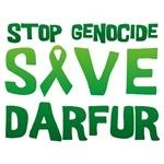 Save Darfur T-shirts and Merch