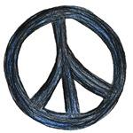 Blue Peace Shirts