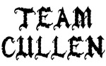 Team Cullen Shirts