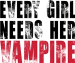 Every Girl Needs Her Vampire Shirt
