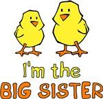 I'm the Big Sister T's
