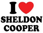 I Love Sheldon Cooper Shirts