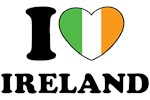 I Heart Ireland Tee Shirts