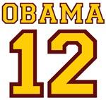 Obama 12 Shirts