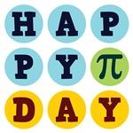Happy Pi Day Tee Shirts