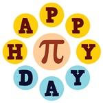 Happy Pi Day Tees