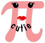 Cutie Pie Pi Shirts