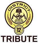 District 12 Tribute Shirt