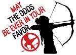 Odds Katniss Mockingjay Shirts
