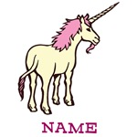 Personalized Unicorn Shirts