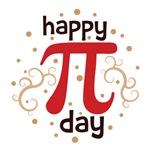 Happy Pi Day Shirts