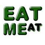 EAT MEat: Funny Meatatarian T-Shirts & Gifts