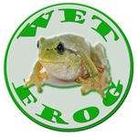 Wet Pond Frog T-Shirts & Gifts