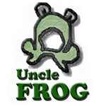 Uncle Frog's Pond Happy T-Shirts & Gifts