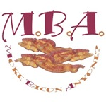 MBA More Bacon Anyone Strips T-Shirts & Gifts