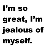 Jealous Of Myself