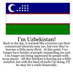Uzbekistan (CQ)