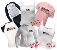 Women's Shirts, Athletics, Baby Dolls, etc...