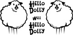 Hello Dolly Sheep