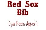 Red Sox Bib (Yankees Diaper)