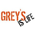 Grey's is Life