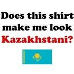 Does This Shirt Make Me Look Kazakhstani?