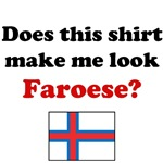 Does This Shirt Make Me Look Faroese?