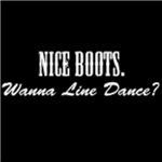 Nice Boots Wanna Line Dance