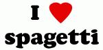 I Love spagetti