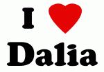 I Love Dalia