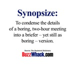 Synopsize