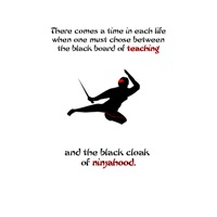 Teaching Ninjahood