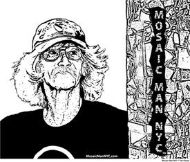 MosaicManNYC Classic Logo