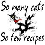 So Many Cats So Few Recipes