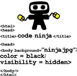 I code like a ninja