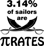 Sailors are pirates