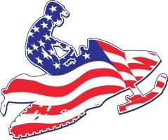 Patriotic Sledders
