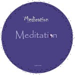 Meditation Not Medication w/Stars
