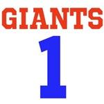 GIANTS #1