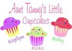 Aunt Tammy's little cupcakes