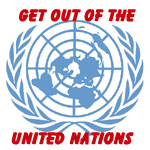 Get out of the UN