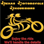 Texas Motorcycle Excursions Golden